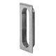 Ives Nickel, Satin Flush Pull Product Number: 222B15