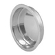 Ives Chrome, Polished Flush Pull Product Number: 221B26