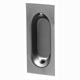 Ives Chrome, Satin Flush Pull Product Number: 222B26D
